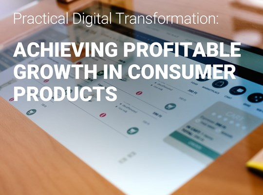 consumer products digital study feature 2019