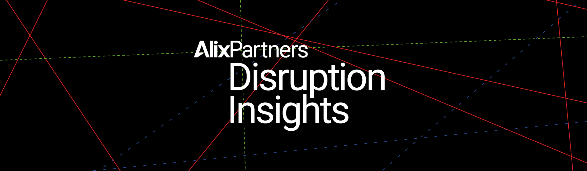 alixpartners disruption insights business strategy 2020