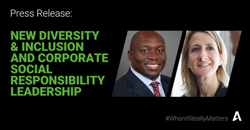 alixpartners diversity inclusion corporate social responsibility leadership 2020