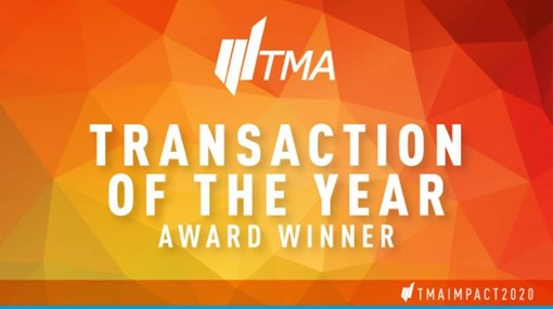 2020tma transaction social syncreon client story