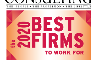 consulting mag 2020 best firms to work for