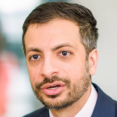 Photo of Nick Israni Israni